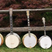 Check out 'The VAULT' for more rare banjos like these B&Ds